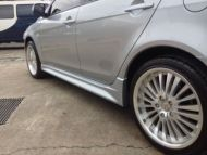 CJ LANCER EVO 10 SIDE SKIRTS