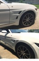 MUSTANG 3D FRONT SIDE FENDER VENTS