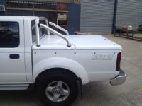 NISSAN D22 2009+ DUAL CAB WITH SPORTS BARS Z