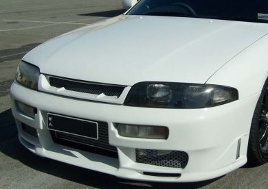 R33 S1 GTS BOMEX FRONT BUMPER