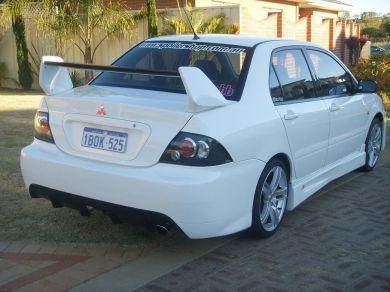 LANCER PROMO CAR