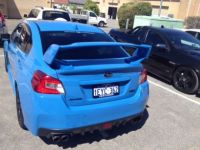 IMPREZA WRX STI REAR WING 15+