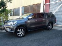 HILUX 2015+ BOLTED LOOK UNPAINTED FLARES