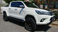 HILUX 2015-2018 PAINTED FACTORY STYLE FLARES