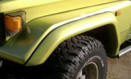 LANDCRUISER 75, 78 & 79 SERIES FRONT ONLY