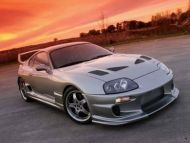 SUPRA DL STYLE FRONT BUMPER 93-01