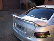 COMMODORE VE CLUBSPORT REAR WING
