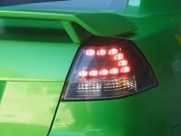 COMMODORE VE LED TAILLIGHTS IN BLACK