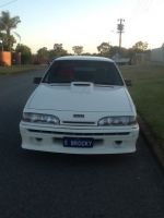 VL COMMODORE GROUP A GRILL