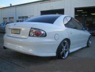 VT CLUBSPORT REAR BUMPER