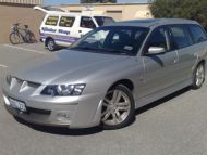 VY CLUBSPORT SIDE SKIRTS VT - VX COMMODORE