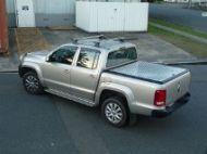 VW AMAROK DUAL CAB LOADSHIELD ALLOY HARD LID