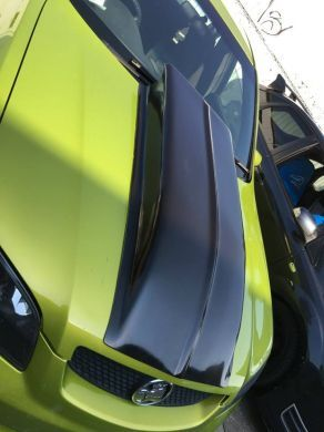 CAMARO 4 INCH REVERSE COWL RIBBED SCOOP TO FIT VE