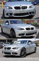 BMW E92 M3 FRONT BUMPER