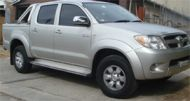 HILUX 05 - 11 DUAL CAB SET OF 4