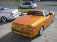 COMMODORE VE VF DUAL HUMP UTE LID WITH WEDGETAIL HS