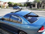 COMMODORE VT-VX-VY-VZ REAR WINDOW SPOILER